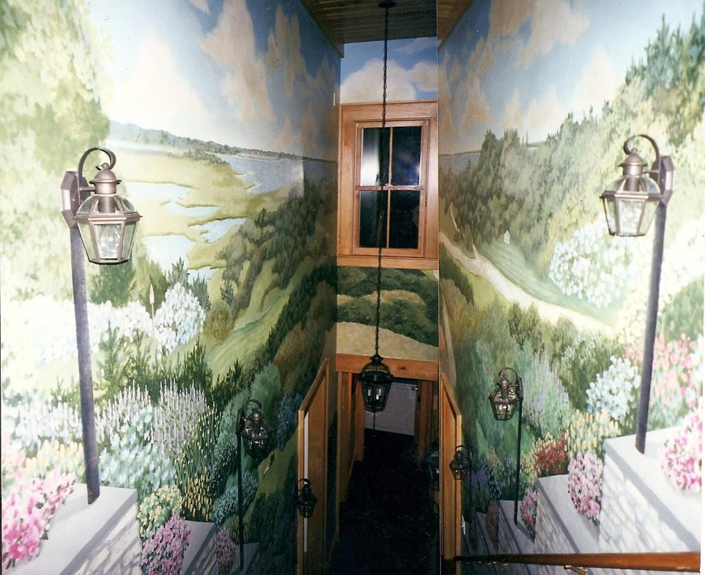 kittredge stairway