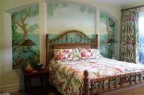 Bedroom Trompe l'oeil