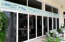 Florida Fish Patio