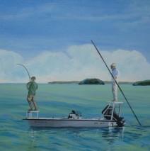 Slider Flats Fishing in the Keys