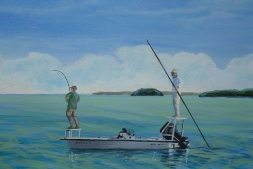 Slider Flats Fishing in the Keys
