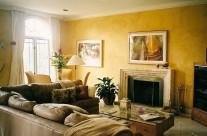 Gold Venetian Plaster