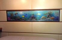 Stateroom Panel Mural